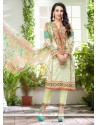 Karishma Kapoor Cotton Satin Designer Suit