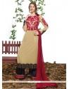 Gorgonize Art Silk Designer Palazzo Salwar Suit