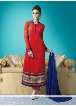 Latest Georgette Designer Suit