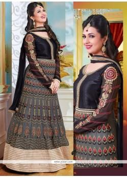 Snazzy Georgette Anarkali Salwar Suit
