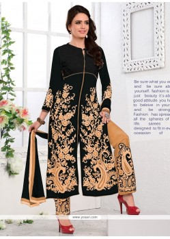Phenomenal Georgette Designer Salwar Suit