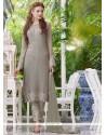 Regal Beige Designer Salwar Suit