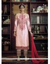 Innovative Pink Designer Suit