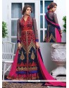 Heavenly Blue Designer Salwar Suit