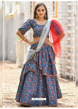 Pigeon Gorgeous Designer Party Wear Lehenga