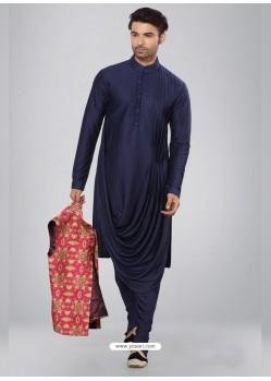 Pigeon Readymade Designer Party Wear Kurta Pajama For Men