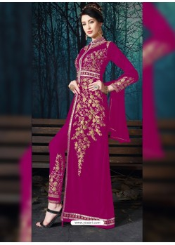 Rani Designer Pure Georgette Party Wear Suit