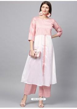 White Designer Readymade Party Wear Kurti