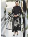 Black Party Wear Designer Heavy Net Pakistani Suit