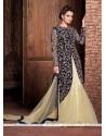 Diya Mirza Blue Resham Work Designer Lehenga Choli