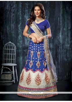 Intrinsic Net A Line Lehenga Choli