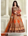 Awesome Net A Line Lehenga Choli