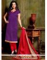 Marvelous Banglori Silk Churidar Designer Suit