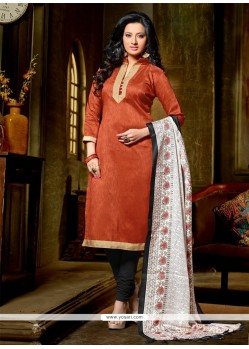 Lively Banglori Silk Lace Work Churidar Designer Suit