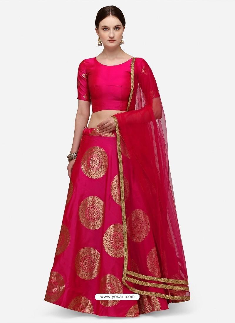 Rani Heavy Designer Party Wear Lehenga Choli