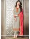 Ayesha Takia Resham Work Brasso Straight Suit