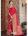 Rani Designer Classic Wear Silk Sari