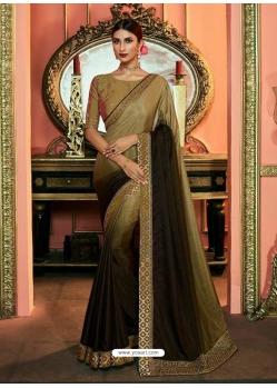 Multi Colour Latest Designer Party Wear Sari