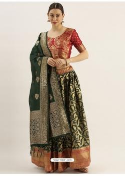 Multi Colour Latest Designer Wedding Lehenga Choli