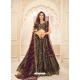 Purple Latest Designer Wedding Lehenga Choli
