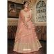Light Red Latest Designer Wedding Lehenga Choli