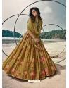 Marigold Latest Designer Wedding Lehenga Choli