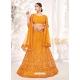 Yellow Latest Designer Wedding Lehenga Choli