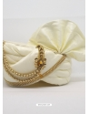 White Designer Dupion Silk Wedding Turban