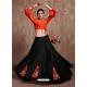 Black Designer Festive Wear Navratri Special Lehenga Choli